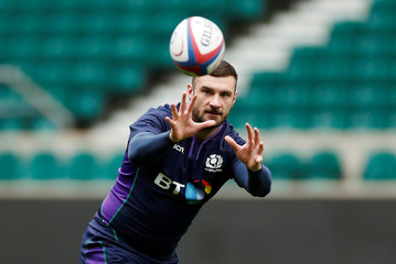 Six Nations Championship - Scotland Training