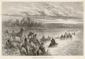 Racial Blackfoot River