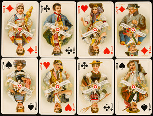 Swiss Playing Card Pack