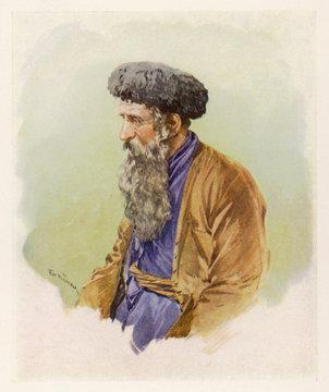 Male Type Polish Jew