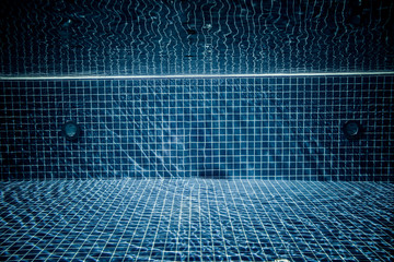 Wall Mural - Swimming pool background