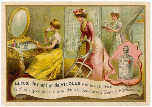 Toilet Teeth Ricole 19c