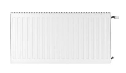 Radiator isolated on white Fototapete