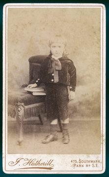 Velvet Suit C 1880