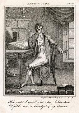Costume at Bath 1807