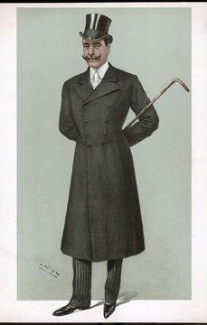 Frock Coat 1890s