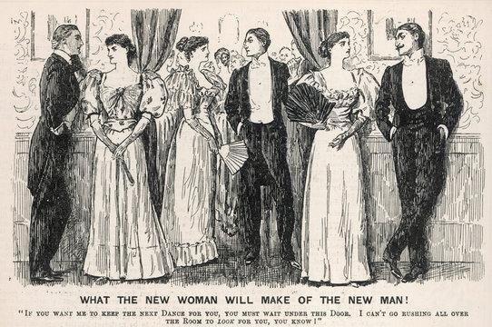 New Women, New Men