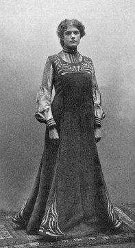 German Dress Reform 1903