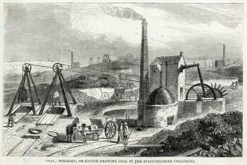 Staffordshire Mine 1853