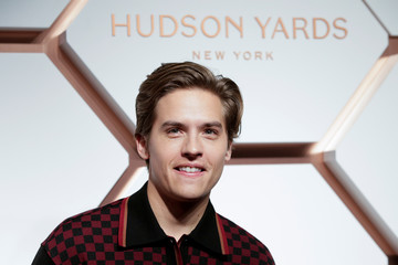 Sprouse attends The Shops & Restaurants at Hudson Yards VIP Grand Opening Event in New York City, New York