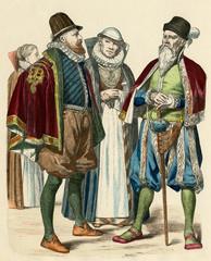 North German Costume