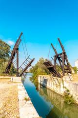Fotomurales - Vincent van Gogh bridge