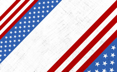 USA background Wall mural