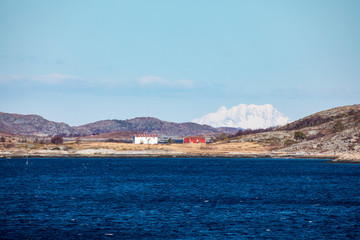 Old fisherman's home in Northern Norway
