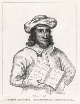John Cook, Regicide