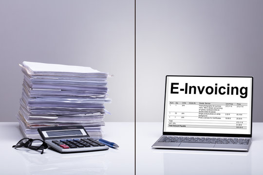 Old And New Method Of Calculating E-invoice