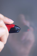 Digital optical mouse pen