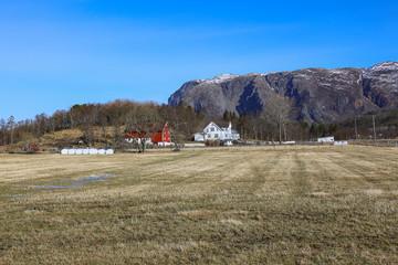 Old sheep farm