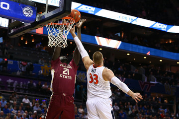 NCAA Basketball: ACC Conference Tournament-Florida State vs Virginia