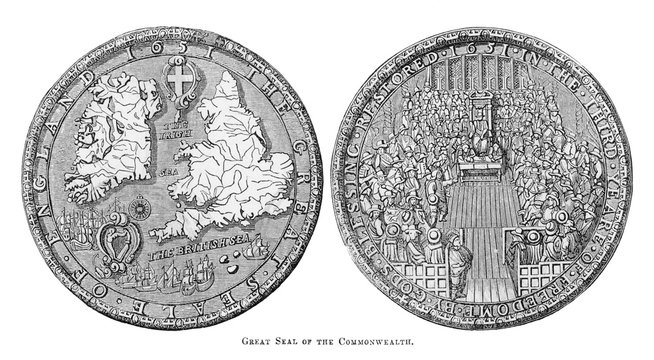 Great Seal of Cwealth