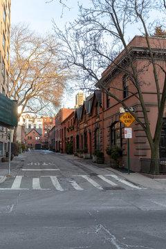 Brooklyn Heights dead end street