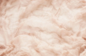 fabric background texture blur effect  pastel  pink color top view. Copy space