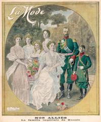 Nicolas Ii and Family