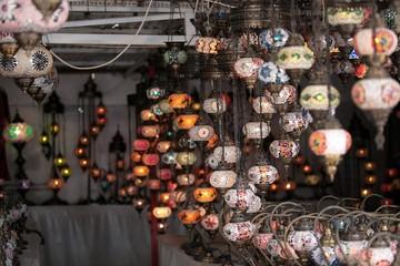 handmade pottery and jugs.kayseri/turkey