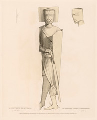 Knight Templar Effigy