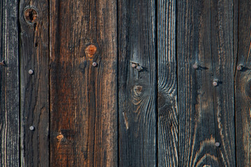 Old wooden ropes. Nice old patinated. Nice wood structure. Suitable as a background.