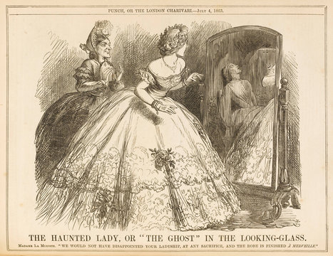 The HaunTed Lady, Punch