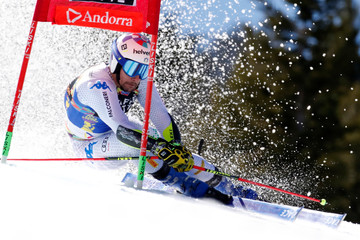 FIS Alpine Skiing World Cup Finals - Men's Giant Slalom
