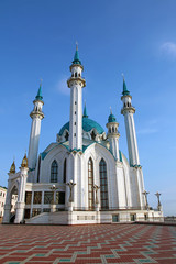 Kol Sharif Mosque in Kazan, Russia
