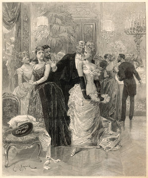 A PArty in FrAnce