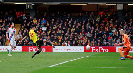 FA Cup Quarter Final - Watford v Crystal Palace