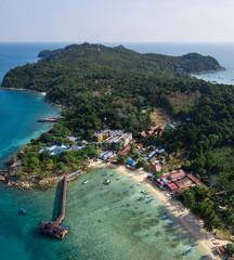 Coral Bay, Pulau Perhentian Kecil, Malaysia