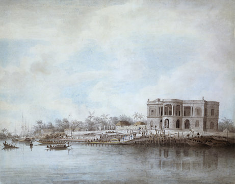 Lady Teignmouth and Her Party, by Hubert Cornish