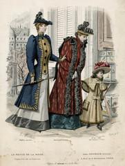 Costume September 1891