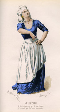 French TheatreFarce Du Cuvier