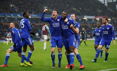 Premier League - Burnley v Leicester City