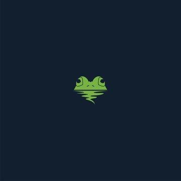 logo frog luxury