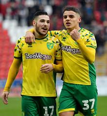 Championship - Rotherham United v Norwich City