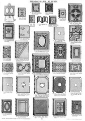Photograph Albums, Plate 180