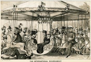 The InTernaTional RoundabouT 1882