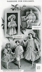 Fashions for Children 1904
