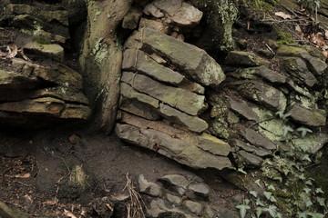 Hard rock nature outdoor texture