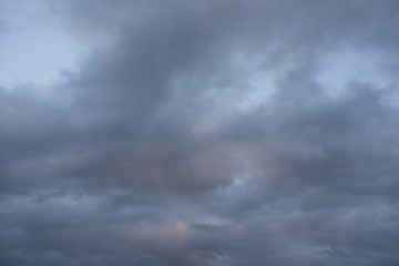 Cloudy sky seasons specific weather