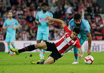 La Liga Santander - Athletic Bilbao v Atletico Madrid