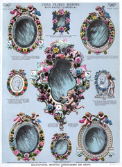 China Framed Mirrors and Photograph Frames, Plate 63