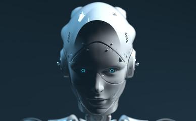 technology robot sai fi robots